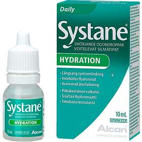 Alcon Systane Hydration Eye Drops 10ml