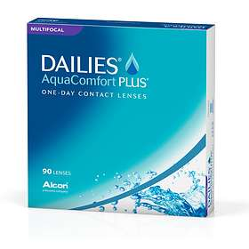 Alcon Dailies AquaComfort Plus Multifocal (90-pakning)