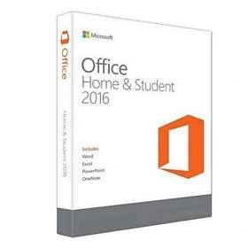Microsoft Office Famille et Étudiant 2016 for Mac Esp (PKC)