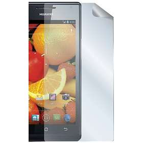 Celly Glossy Screen Protector Film for Huawei Ascend P1