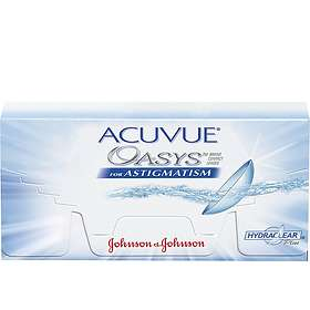 Johnson & Johnson Acuvue Oasys for Astigmatism (6-pakning)