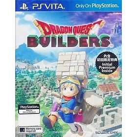 Dragon Quest: Builders (PS Vita)