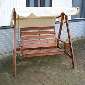Eden Wood Mellby Hammock (2-sits)
