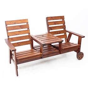 Eden Wood Duo Soffa