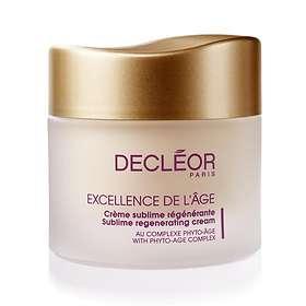 Decleor Excellence De L'Age Sublime Regenerating Cream 50ml
