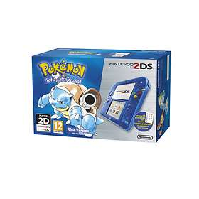Nintendo 2DS (+ Pokémon Blue)
