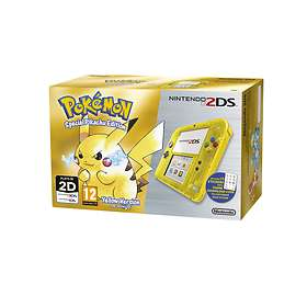 Nintendo 2DS (+ Pokémon Yellow) - Pikachu Edition