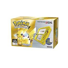 Nintendo 2DS (incl. Pokémon Yellow) - Pikachu Edition