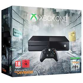 Microsoft Xbox One 1TB (incl. Tom Clancy's The Division)