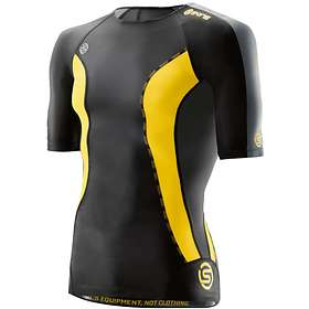 Skins DNAmic Compression SS Shirt (Herre)