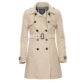 Superdry Belle Trench Coat (Dame)