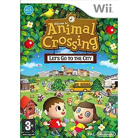Animal Crossing: Let's go to the City (inkl. Mikrofon) (Wii)