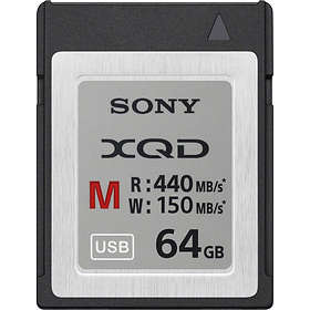 Sony M Series XQD 64GB