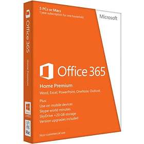 Microsoft Office 365 Home Esp