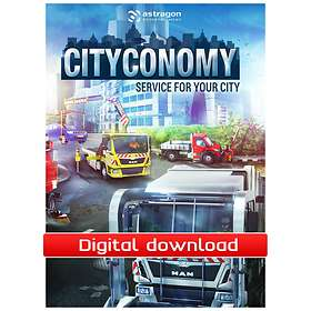 Cityconomy: Service for Your City (PC)