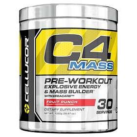 Cellucor C4 Mass 1.2kg