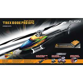 Align T-Rex 800E Pro DFC Super Combo BeastX Kit