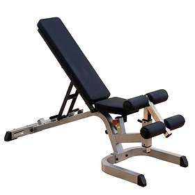 Body Solid Flat / Incline / Decline Bench GFID71