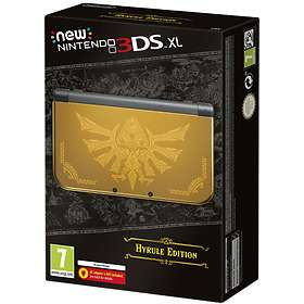 Nintendo New 3DS XL - Hyrule Limited Edition