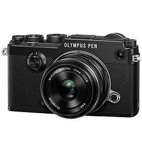 Olympus PEN F + 17/1,8
