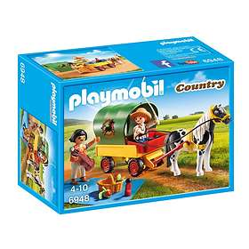 Playmobil Country 6948 Picnic with Pony Wagon
