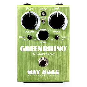 Jim Dunlop Way Huge WHE207 Green Rhino MKIV