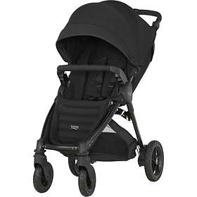 Britax B-Motion Plus (4W) (Sittevogn)
