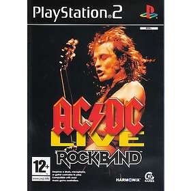 Rock Band: AC/DC Live Song Pack (PS2)