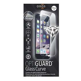 QDOS OptiGuard Glass Protector for iPhone 6/6s