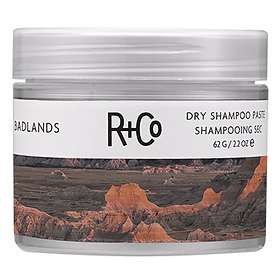 R+Co Badlands Paste Dry Shampoo 62g