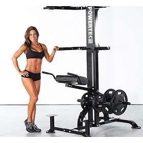 Powertec Fitness Leverage Chin/Dip Assist Plus