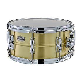 "Yamaha Recording Custom Brass Snare 13""x6.5"""
