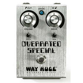 Jim Dunlop Way Huge Overrated Special Overdrive