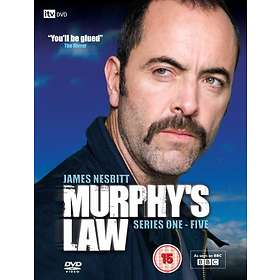 Murphy's Law - Series 1-5 (UK)