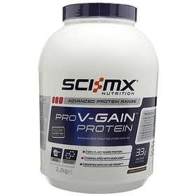 Sci-MX Nutrition Pro V-Gain Protein 2.2kg