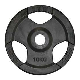 CoreX Fitness Rubber Radial Olympic Weight Disc 10kg