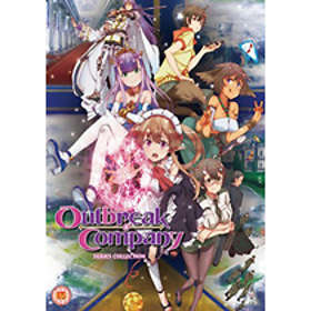 Outbreak Company - Series Collection (UK)