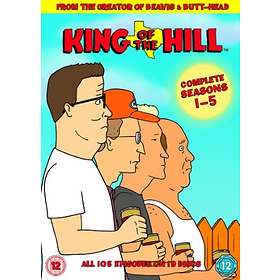 King of the Hill - Seasons 1-5 (UK)