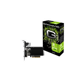 Gainward GeForce GT 710 SilentFX HDMI 2GB