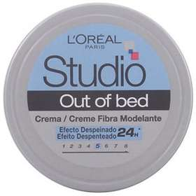 L'Oreal Studio Line 6 Style Rework Out of Bed Fibre Cream 150ml