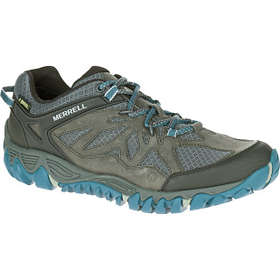 Merrell All Out Blaze Ventilator Men's Walking Shoes Grey Blue Gender:Mens COMUK:1460