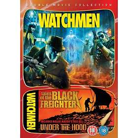 Watchmen + Tales of the Black Freighter (UK)