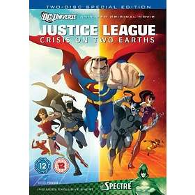 Justice League: Crisis on Two Earths (UK)