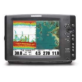 Humminbird 1158cx Combo