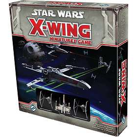 Fantasy Flight Games Star Wars: X-Wing - Miniatures Game