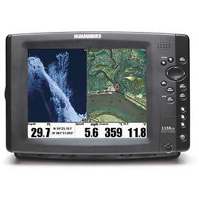 Humminbird 1158cx DI Combo