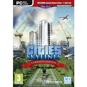 Cities: Skylines - Complete Edition (PC)