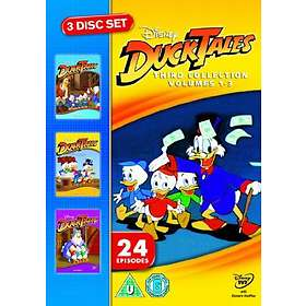 Ducktales - Third Collection, Vol. 1-3 (UK)