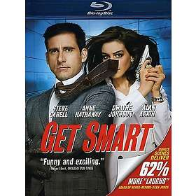 Get Smart (2008): 3-Disc Special Edition (US)