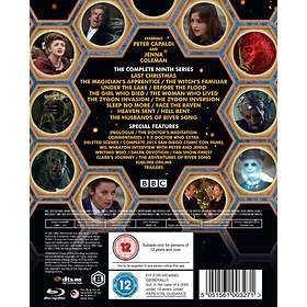 Doctor Who - Series 9 (UK)